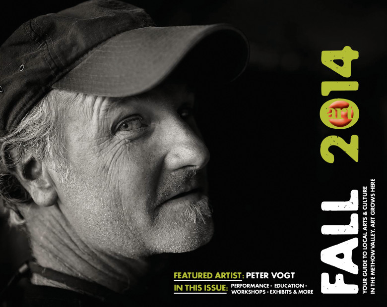 Fall - ART Magazine 2014 Cover