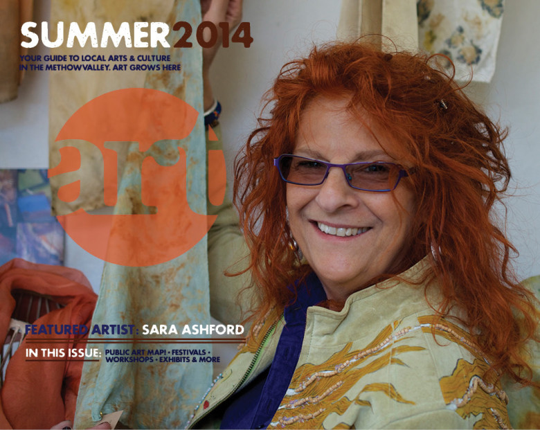 Summer ART Magazine, 2014 Cover