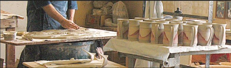 jim neupert pottery