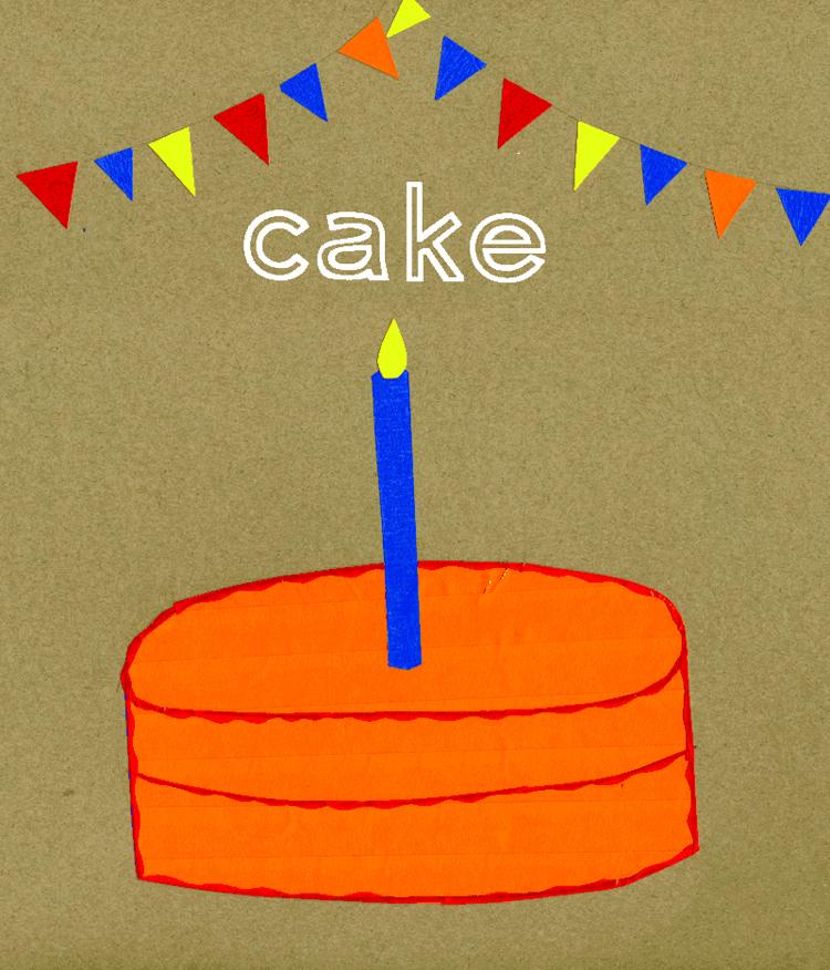 Door No. 3 Cake