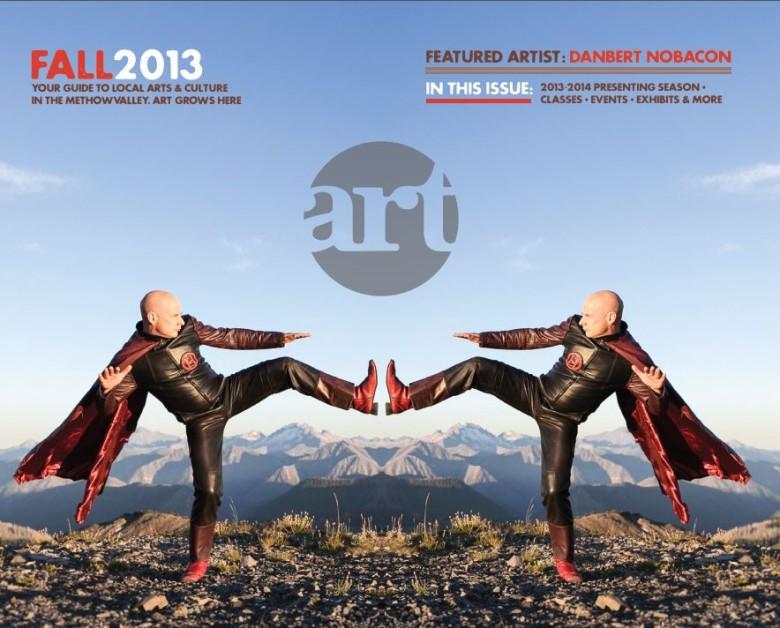 Danbert Nobacon, FEATURED Fall Artist 2013