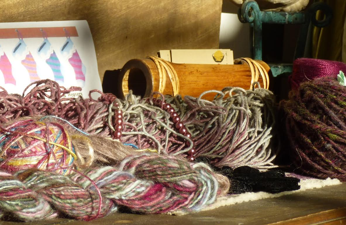 Sara Ashford yarn