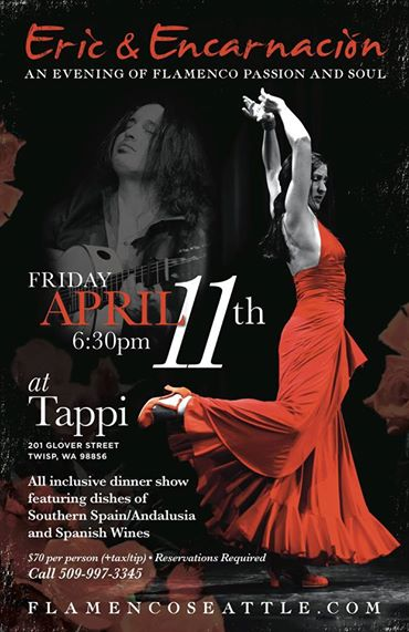 Flamenco at Tappi