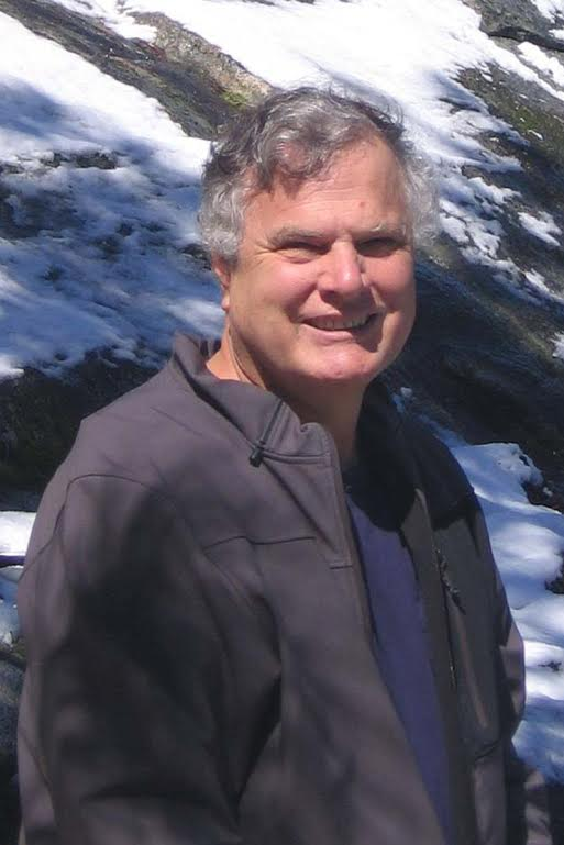 Alan Gillespie at the Wawona Tunnel, 2006