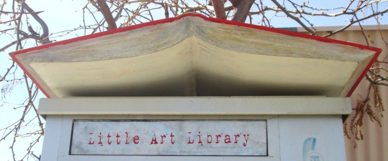 little library roof