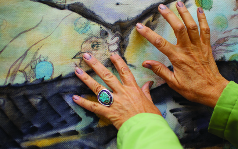 Sara Ashford Hands
