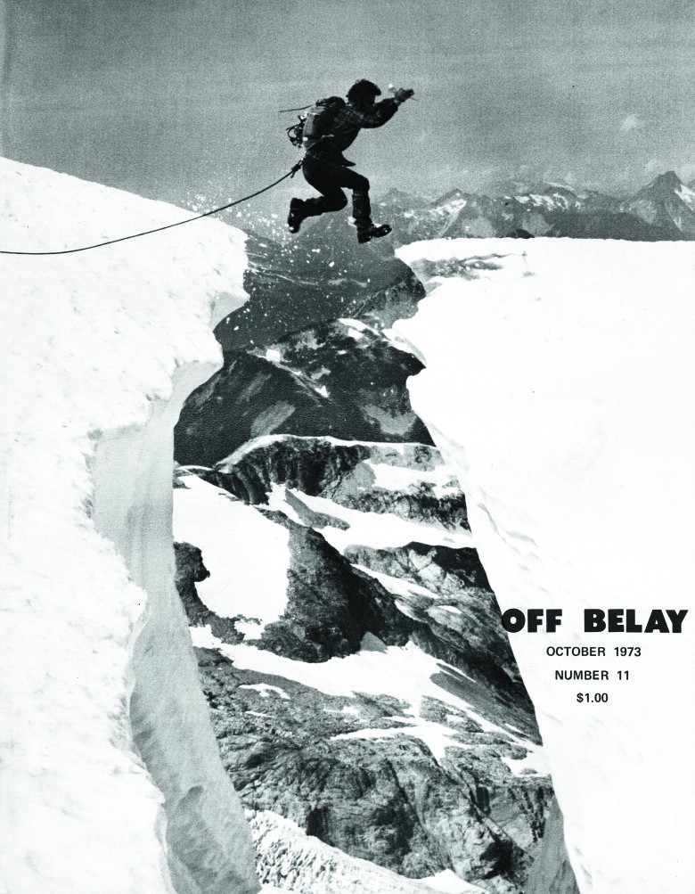 Off Belay cover