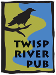 Twisp River Pub logo
