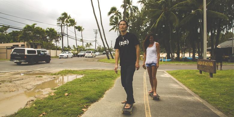 Kore Ionz Skateboards