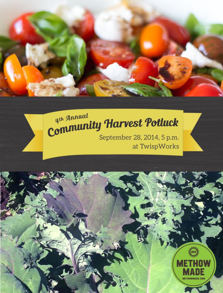 TW Harvest Potluck
