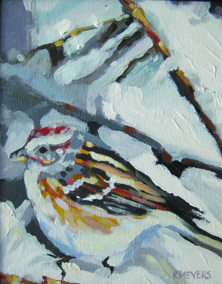 WG.Sparrow by Kathy Meyers
