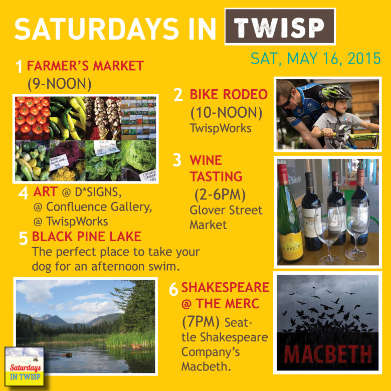 Saturdays in Twisp 5.16