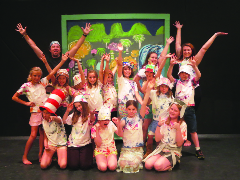 Summer drama camp photo