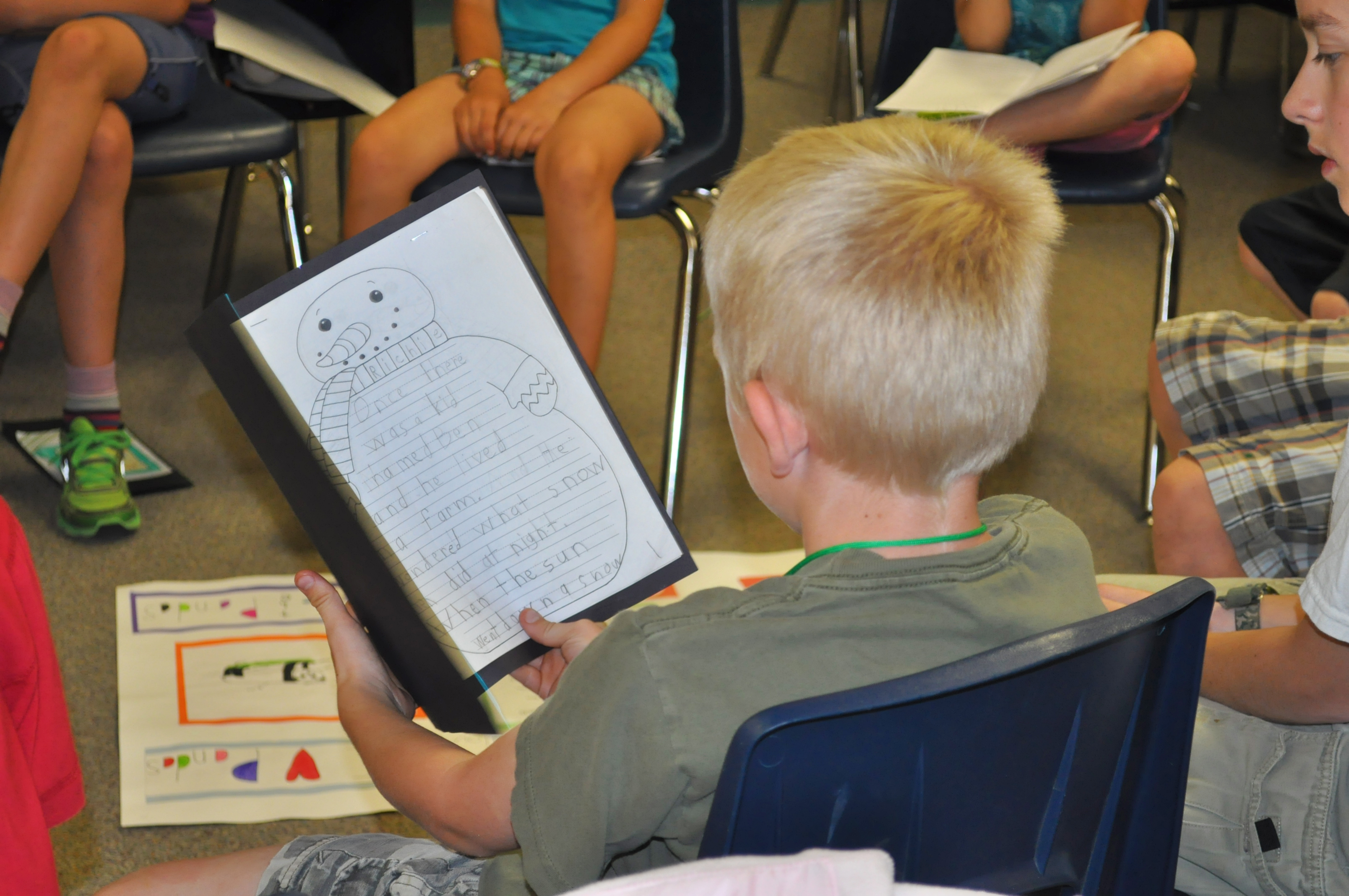 Young Writers' Celebration and Conference at Methow Valley