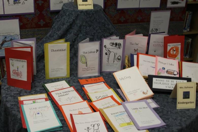 YWC books