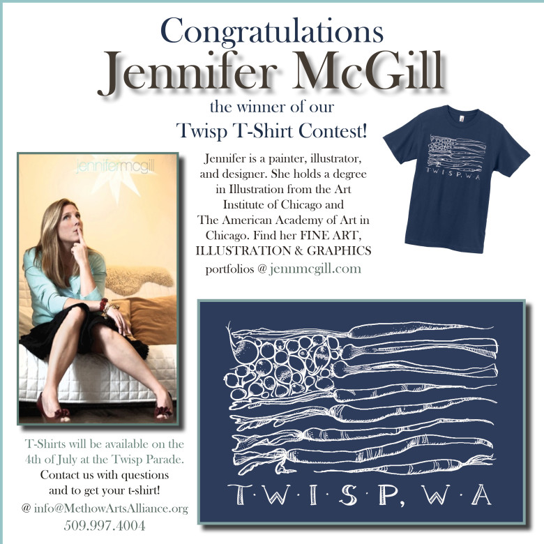 twisp tshirt winner announcement
