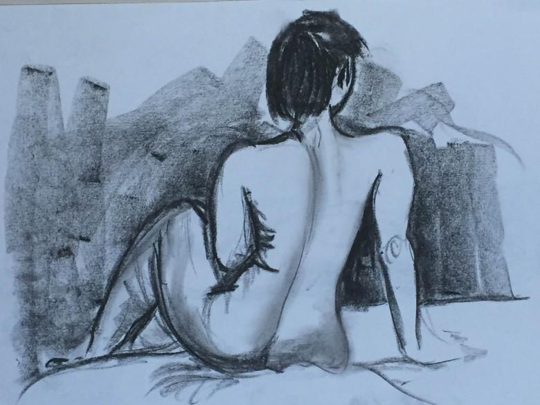 CG. Figure and Form Jennifer Molesworth 4