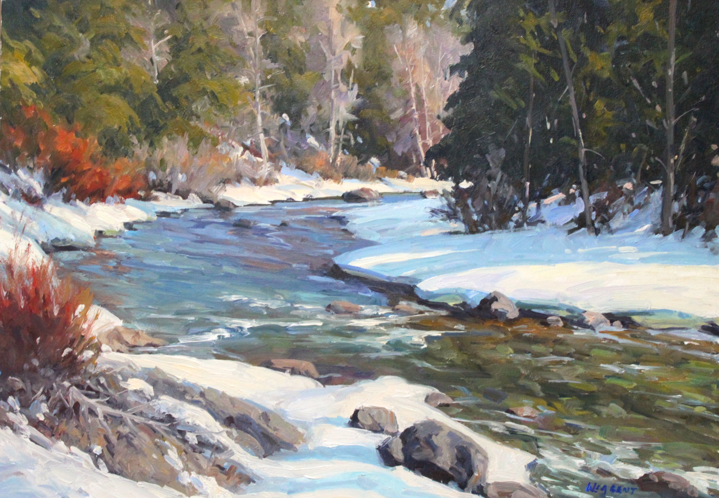 The Gallery At Sun Mountain Lodge Winter Exhibit Methow