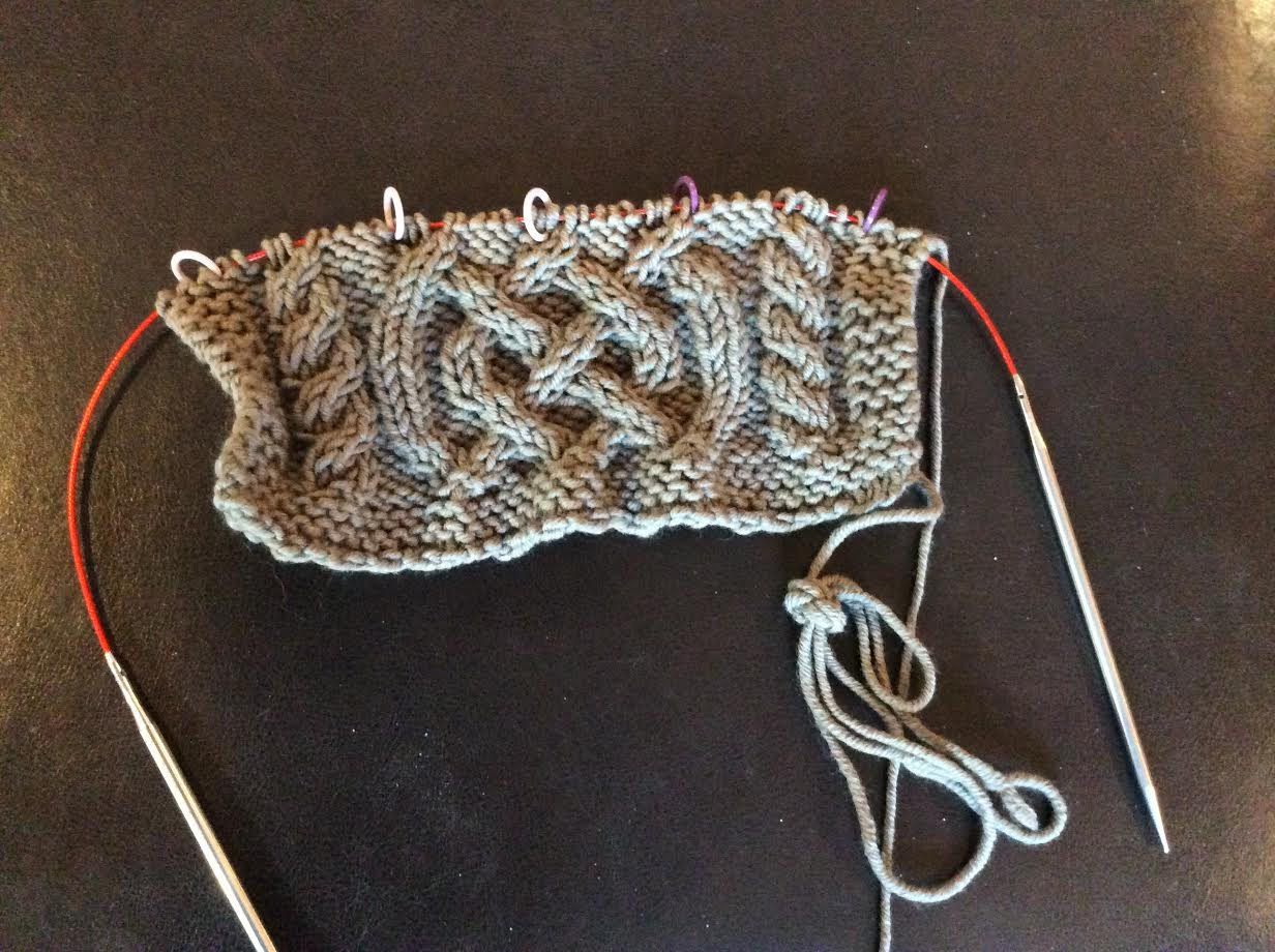 knit in the round