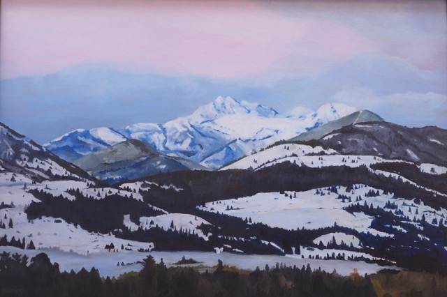 WG.Mt Gardiner Winter by Susan Donahue