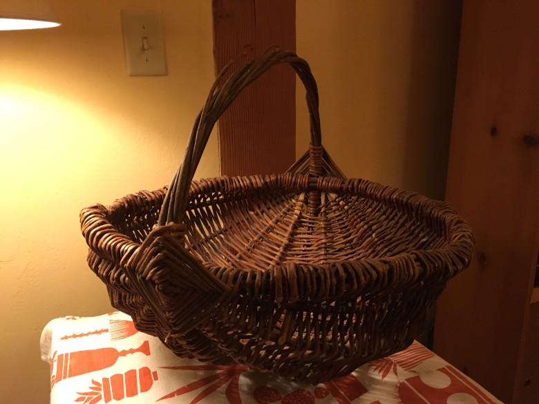 Gathering Basket Making Materials : Basket making class with kari bown methow arts