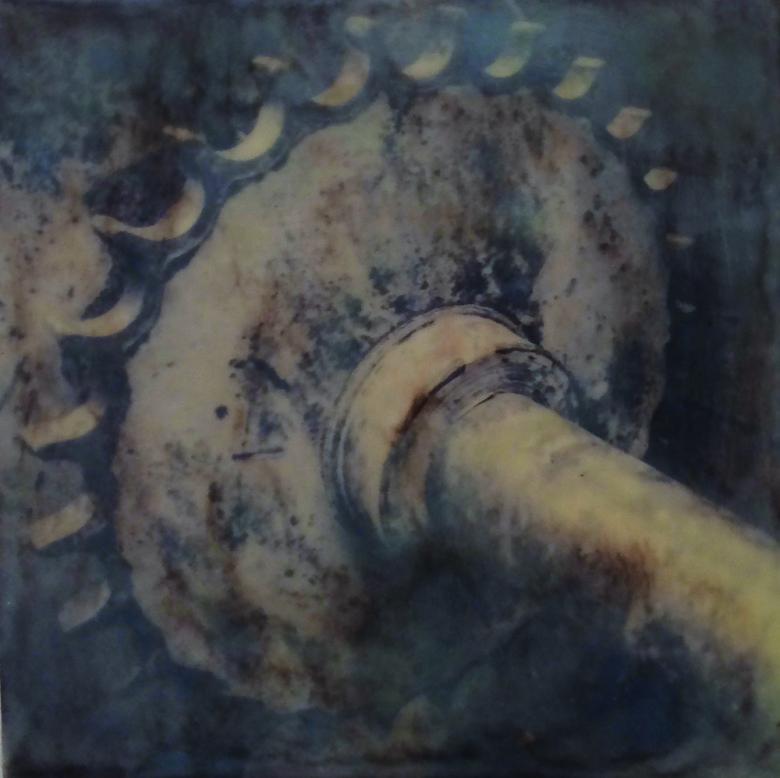 WG.Rusty Gears 1 by Teri Pieper