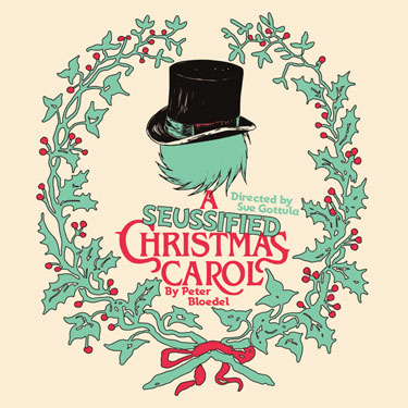 Christmas Carol Characters.A Seussified Christmas Carol By Peter Bloedel Methow Arts