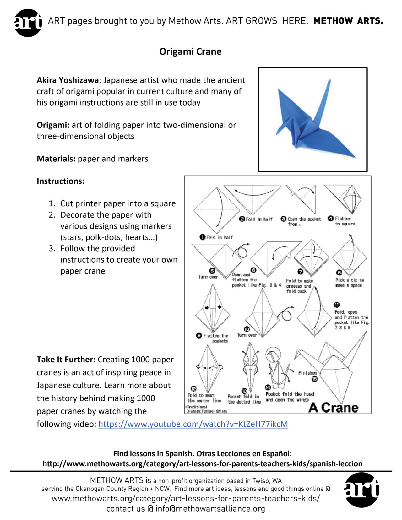 Origami Crane - How to Fold a Traditional Paper Crane | 1656x1280